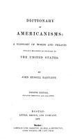Dictionary of Americanisms  2nd ed  enlarged PDF