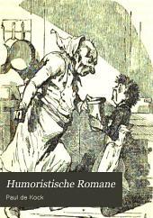 Humoristische Romane: Bände 9-11