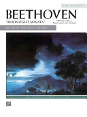 Beethoven: Moonlight Sonata, Opus 27, No. 2 First Movement