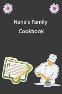 Nana s Family Cookbook