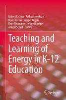 Teaching and Learning of Energy in K     12 Education PDF