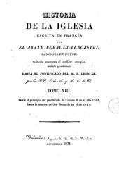 Historia de la Iglesia, 13