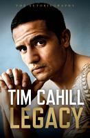 Legacy  The Autobiography of Tim Cahill PDF