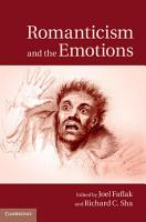 Romanticism and the Emotions PDF
