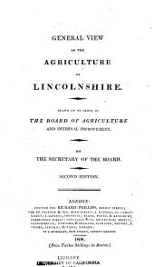 General View of the Agriculture of Lincolnshire