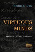 Virtuous Minds PDF