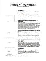 Popular Government PDF