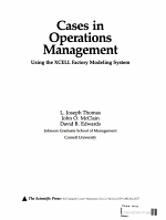 Cases in operations management PDF