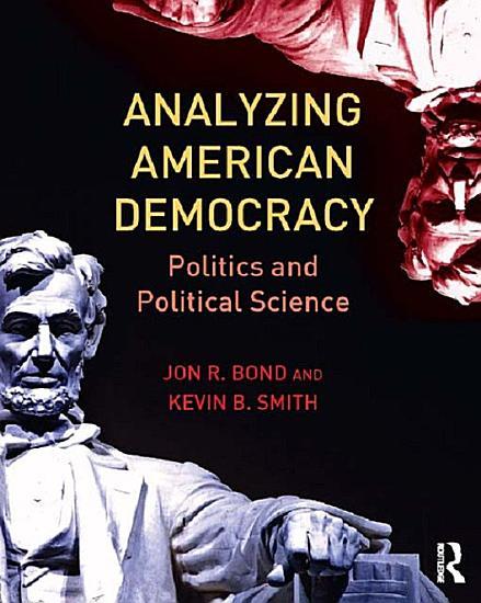 Analyzing American Democracy PDF