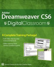 Adobe Dreamweaver CS6 Digital Classroom PDF