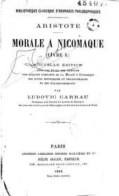 Morale à Nicomaque: Livre10
