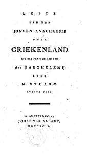 Reize van den jongen Anacharsis door Griekenland: Volume 8