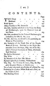 The Works of the English Poets: With Prefaces, Biographical and Critical, Volume 47