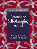 Beyond the Self managing School PDF