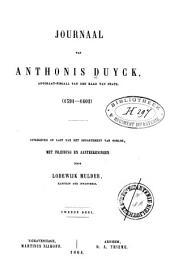 Journaal, 1591-1602: Uitg. op last van het departement van Oorlog, met in leiding en aantekeningen door Lodewijk Mulder, Volume 2