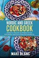 Nordic And Greek Cookbook PDF