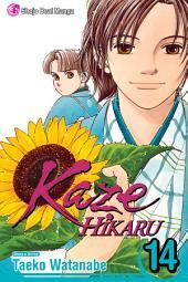 Kaze Hikaru: Volume 14