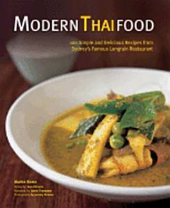 Modern Thai Food Book