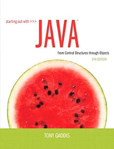 Starting Out with Java PDF