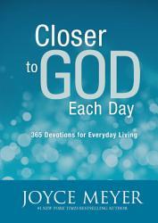 Closer To God Each Day Book PDF