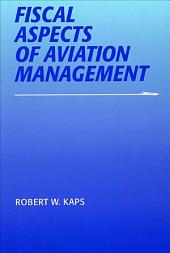 Fiscal Aspects of Aviation Management