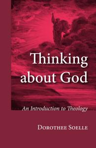 Thinking about God Book
