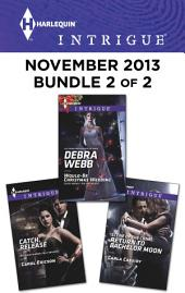 Harlequin Intrigue November 2013 - Bundle 2 of 2: An Anthology