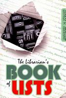 The Librarian s Book of Lists PDF
