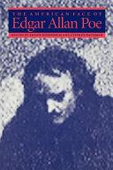The American Face of Edgar Allan Poe