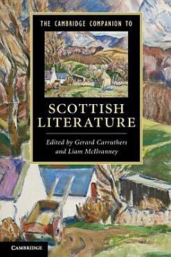 The Cambridge Companion to Scottish Literature PDF
