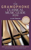 The Gramophone Classical Music Guide 2012