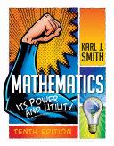 Mathematics: Its Power and Utility