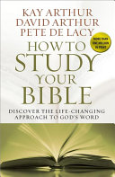 How To Study Your Bible