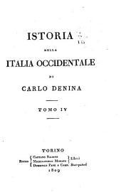 Istoria della Italia Occidentale