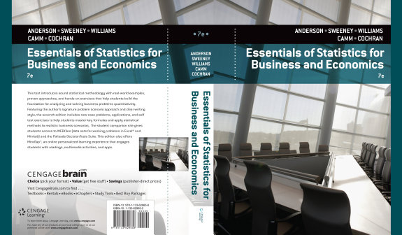 Essentials of Statistics for Business and Economics PDF