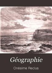 Géographie: la terre a vol d'oiseau, Volume1