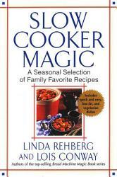 Slow Cooker Magic Book PDF