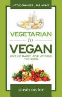 Vegetarian to Vegan PDF