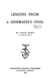 Lessons from a Shoemaker's Stool