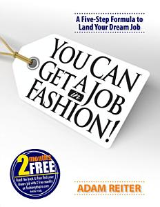 You Can Get a Job in Fashion Book