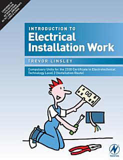 Introduction to Electrical Installation Work Book