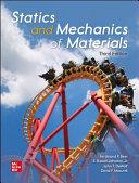 Loose Leaf for Statics and Mechanics of Materials