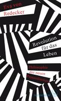 Revolution f  r das Leben PDF