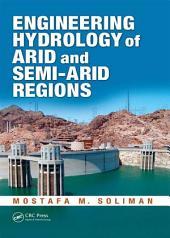 Engineering Hydrology of Arid and Semi-Arid Regions