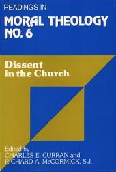 Dissent in the Church