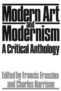 Modern Art And Modernism