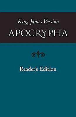 Apocrypha KJV Reader s