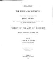 The Eagle and Brooklyn PDF