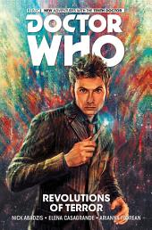 Doctor Who: The Tenth Doctor - Volume 1: Revolutions of Terror Complete Collection