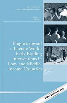 Progress toward a Literate World PDF